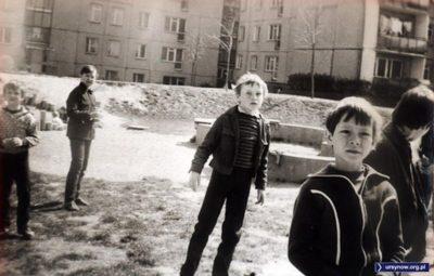 Ekipa z Sosnowskiego wita. Łukasz Borkowski, który nadesłał to zdjęcie, podejrzewa, że mamy właśnie Lany Poniedziałek - a więc powitanie może być wylewne.