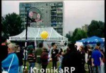 To były imprezy wyborcze! Moc pluralistycznych atrakcji na pikniku pod Kopą Cwila. Kampania trwa. Kadr z Polskiej Kroniki Filmowej, źródło: kronikarp.pl