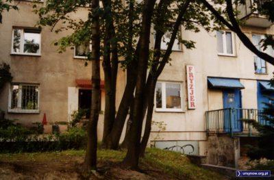 Jeden z pierwszych i najdłużej działających salonów fryzjerskich na Ursynowie - Koncertowa 11. Fot. Maciej Mazur