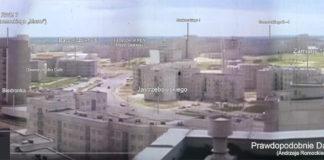 """Sklejone kadry z czołówki serialu """"Alternatywy 4"""". Wykonanie i opis kluczowych fragmentów: Sławek Boksz."""