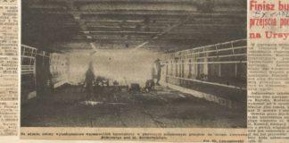 Express Wieczorny z 15 sierpnia 1977 o postępach na budowie przejść podziemnych.