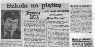 Na początek 1978 rok i wywiad z projektantem podstawówki (Mistera Warszawy) na Puszczyka, no a potem przegląd kolejnych problemów aż po rok 1990.