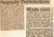 Tytuł klasycznego hitu zespołu BAJM idealnie opisuje zmagania z brakami wody na betonowej pustyni wczesnego Ursynowa. Życie Warszawy i Express, listopad 1980.