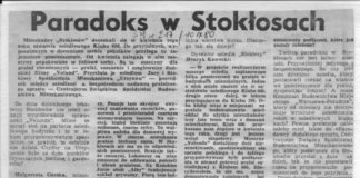 Interwencja Sztandaru Młodych z września 1980: jak to jest, że w klubie 606 miała być pralnia, duńskie dewizowe pralki są, pomieszczenie też, a pralni wciąż nie ma? A przy okazji: czy ktoś wie, co to był KLUB 188?