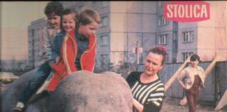 """Tygodnik """"Stolica"""" (18.05.1986) wypatrzył słonia z cyrku Wisła w służbie dzieciarni z osiedla Jary. Ktoś może pamięta tego zwierza? Albo rozpoznaje dokładniej okolicę?"""