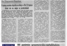 Dziesięć lat po zasiedleniu Ursynowa dzieciaki wciąż jeżdżą autobusami szkolnymi do placówek na Mokotowie lub Grabowie. Życie Warszawy, 1987 rok.