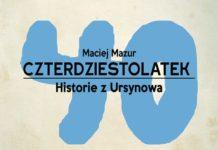 40 lat historii Ursynowa w ujęciu podwórkowym. Mnóstwo historii, anegdot, planów, projektów i zdjęć, których nie znajdziecie nigdzie indziej. Autor: Maciej Mazur, Wydawnictwo Myśliński, Warszawa 2017