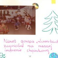 Już nie Pan Kleks, tylko Lambada! Absolutny hit roku 1989 w wykonaniu zespołu Kaoma pojawia się nawet w przedszkolu. I jego kronice.